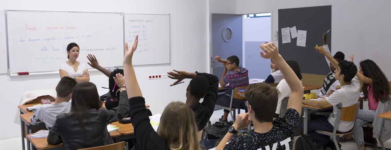 Recrutement De Professeurs Despagnol En France