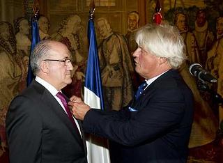 Ordre national du m rite domingo san felipe ambassade - Chambre de commerce espagnole en france ...