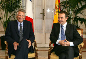 Rencontre espagnole france