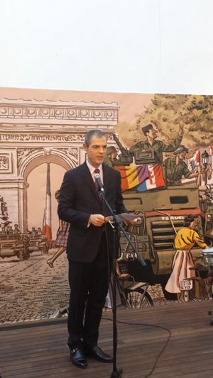 Visite de l ambassadeur dans la communaut valencienne - Chambre de commerce espagnole en france ...