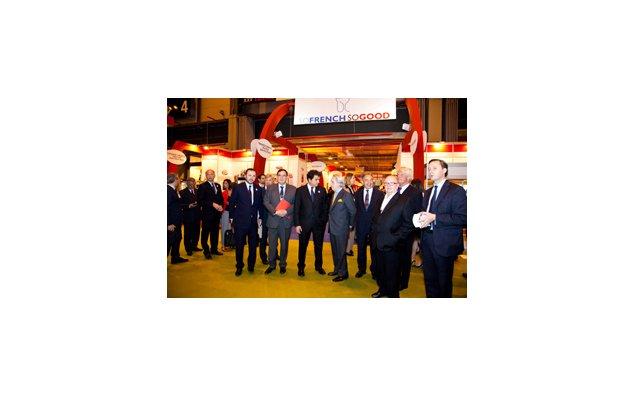 Salon international club de gourmets ambassade de france - Chambre de commerce espagnole en france ...