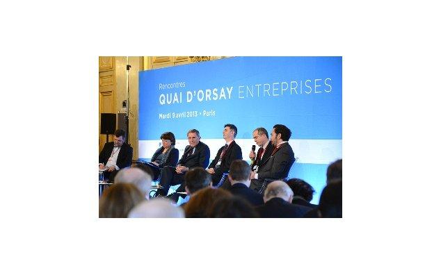 Rencontres quai d'orsay entreprises 2018